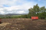 Muddy area near Cambushavie