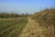 Field off Forest Lane near Bowden Hill