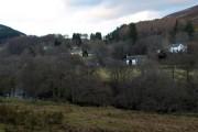 View of Glenprosen Village