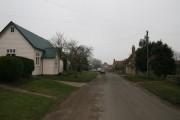 Road through Garford