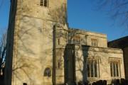 Spelsbury Church