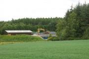 Farmland near Tore