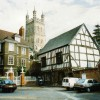 Gloucester, Cathedral and Old Parliament House 1996