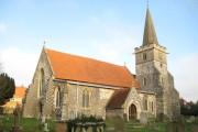 Burnham: St Peter's Church