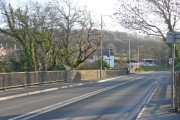 Ewenny Bridge on the B4265