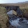 Bridge over Carbost Burn