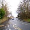 Field Head Lane - viewed from Nova Lane