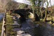 Ogmore Fach Bridge