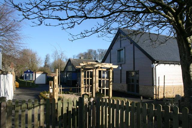 Shellingford School and Community Hall