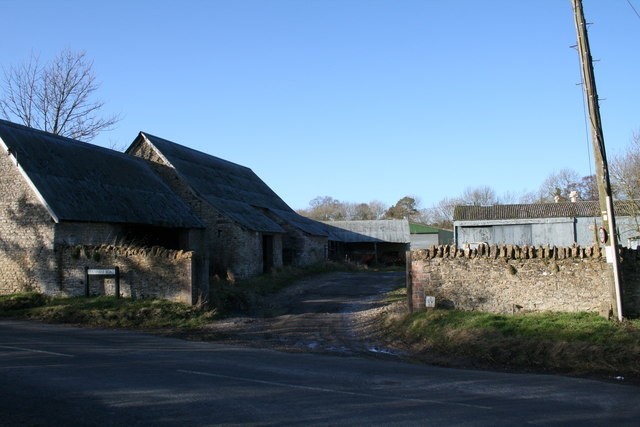 Home Farm, Shellingford