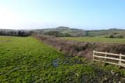 Farmland near Lower Sturthill Farm