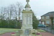 War Memorial, Fauldhouse