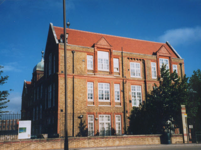 Holborn College, Woolwich