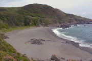 Leggan Cove