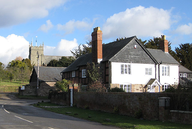 Village of Burghill