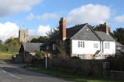 Village of Burghill