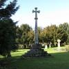 Churchyard cross, St Mary's, Burghill