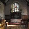 Altar of St Mary's Church, Burghill