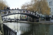 Bridge at Camden Lock