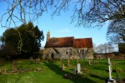 Fyfield - St Nicholas Church