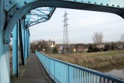 Queensferry Blue Bridge - north east side