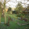 Claydon Churchyard