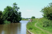 The Coventry Canal near Hartshill, Warwickshire