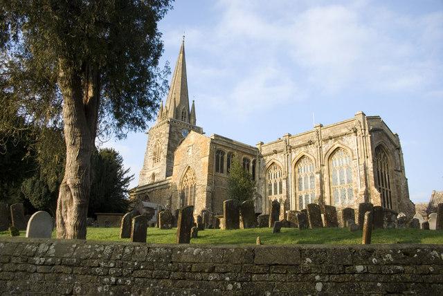 St Mary's Church, Adderbury
