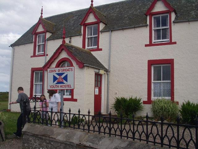 John O'Groats Youth Hostel, Canisbay