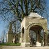 Lych Gate St Marys Church Kington