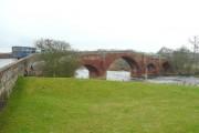 Eden Bridge, north side, Kirkoswald / Lazonby