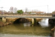 Bridges over the Derwent
