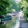 The Coventry Canal at Atherstone, Warwickshire