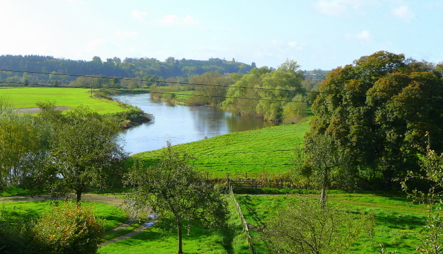 River Wye at Lechmere's Ley