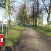 Entrance into Chantry Park