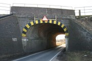 South Moreton Railway bridge