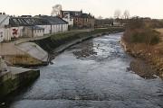 The river Irvine, Galston