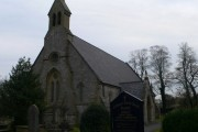 St Michael's Parish church, Brynford