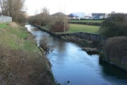 Ewenny River, Waterton, Bridgend