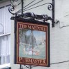 The Maypole Pub Sign