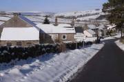 South end of Garrigill village