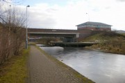 The Causeway Bridge over the Rochdale Canal