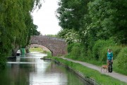 The Coventry Canal at Amington, Staffordshire