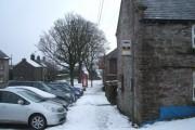 Sheldon in winter
