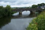 Bow Bridge Langport Somerset