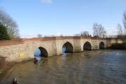 Bridge over the River Medway, Yalding