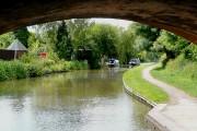 The Coventry Canal near Amington, Staffordshire