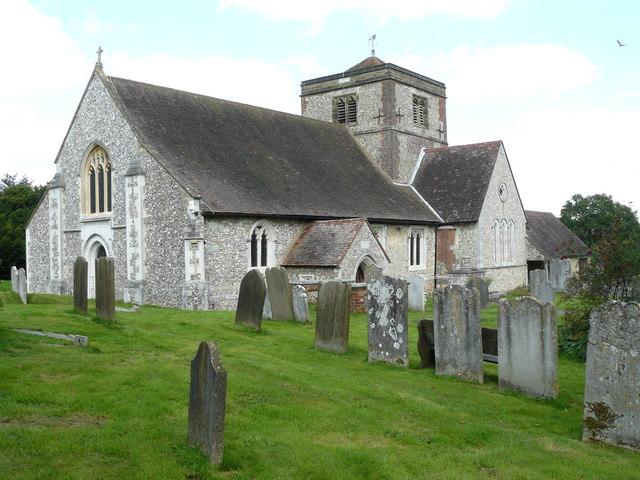 Hooley Church