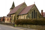 St Stephen's church, Shottermill