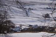 Garrigill village